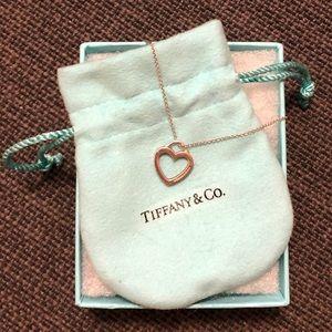 Tiffany & Co. heart necklace